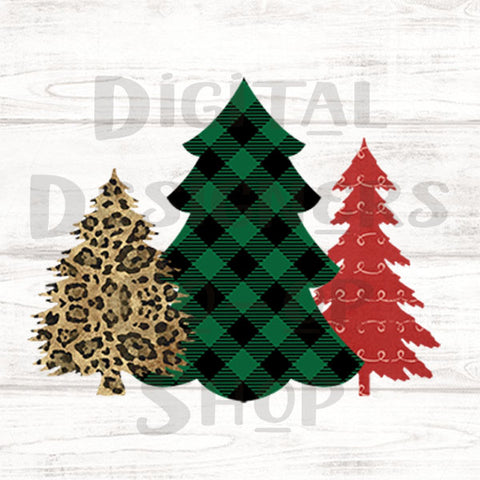 Christmas Trees - Group 2