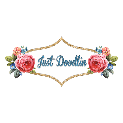 Pre-made floral business logo