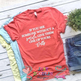 Dolly Parton quote T-shirt