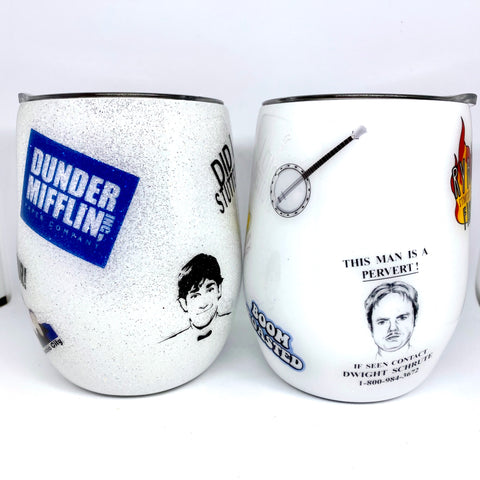 The Office Inspired Tumbler