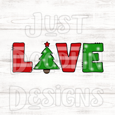 Christmas LOVE Freebie