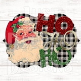 Christmas Design | Ho Ho Ho With Santa