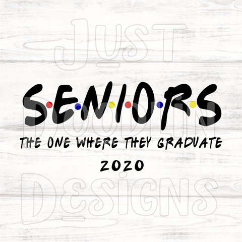 Friends Inspired Seniors PNG file