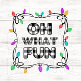 Christmas Design | Oh What Fun