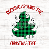 Christmas Design | Rocking Around The Christmas Tree