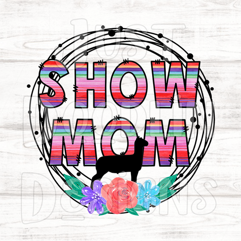 Show Mom PNG file