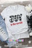 Christmas Design | Joy To The World