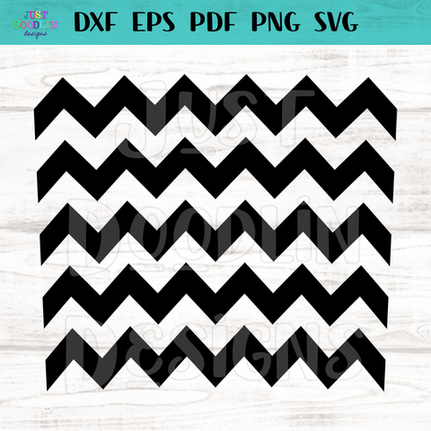 Chevron pattern for 30 oz *** TALL SKINNY *** tumbler