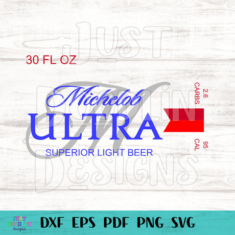 Michelob Lite SVG