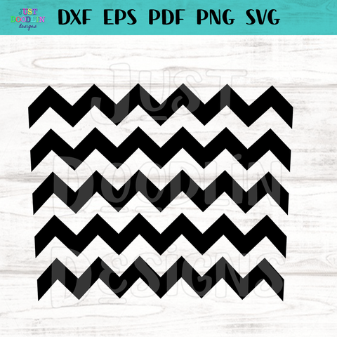 Chevron pattern for 20 oz *** SKINNY *** tumbler