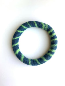 Handmade Wool Dog Fetch Ring