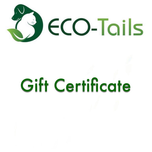 Eco-Tails Digital Gift Certificate