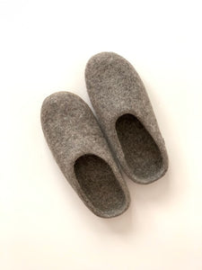 Handmade Wool Slippers.