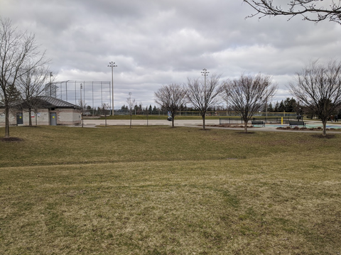 Quenippenon Meadows Community Park - Dog Park in Mississauga