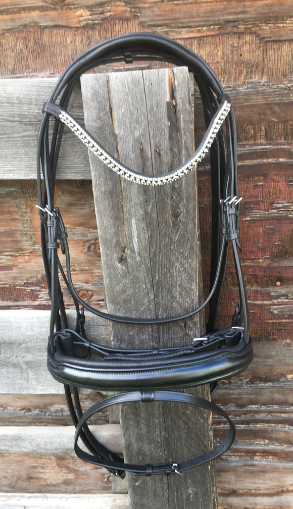 The Classic Dressage Bridle