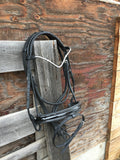 Patent Rolled Warmblood Bridle
