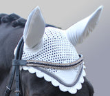 Contour Saddle Pad and Bonnet Set