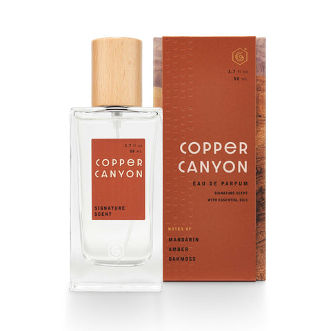 Copper Canyon Eau de Parfum