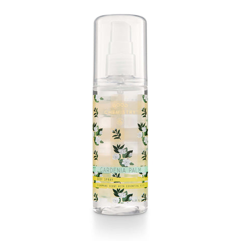 Gardenia Palm Body Spray