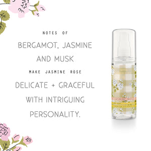 Jasmine Rose Body Spray