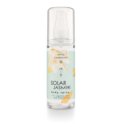 Solar Jasmine Body Spray