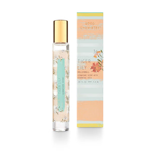 Tiger Lily Rollerball Perfume