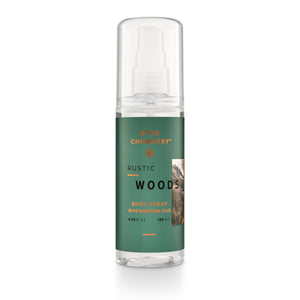 Rustic Woods Body Spray