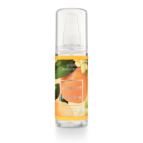 Apricot Bloom Body Spray