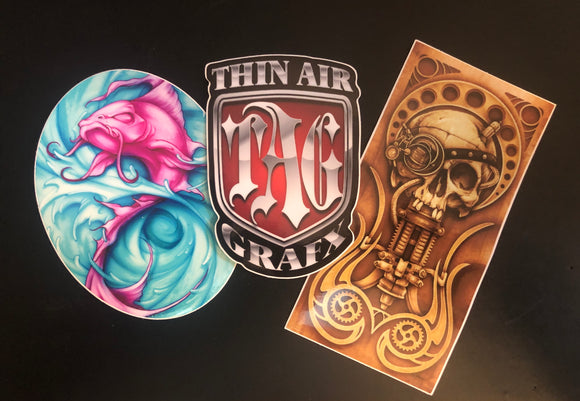 T.A.G. Sticker Pack
