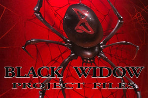 Black Widow PROJECT FILES