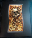 Steam Nouveau L.E. Print Double Matted