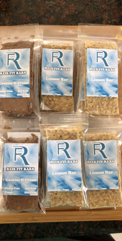 Reis Fit Protein Bars