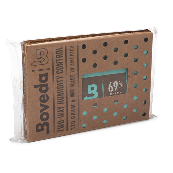 24 Unit Case Boveda Wholesale 320 Gram 69% RH