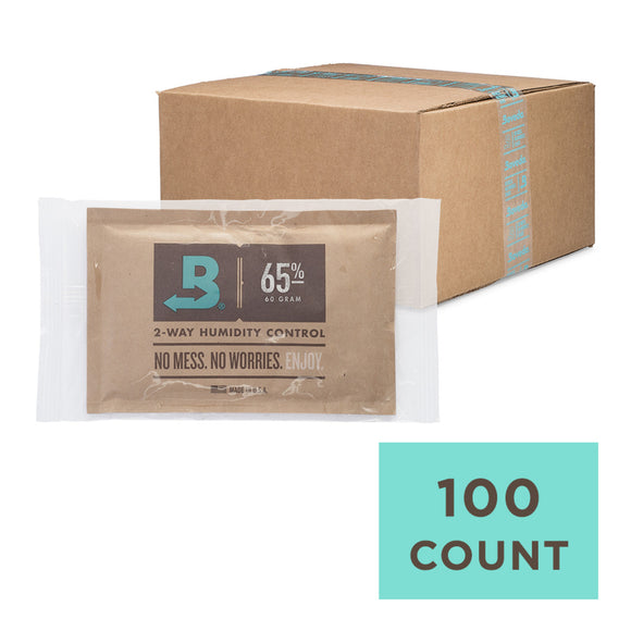 100 Unit Case Boveda Wholesale 60 Gram 65% RH