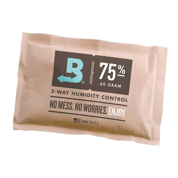 100 Unit Case Boveda Wholesale 60 Gram 75% RH