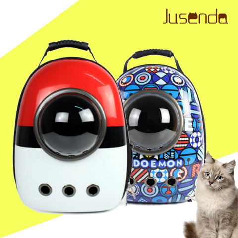 Space Capsule Astronaut Pet Backpack