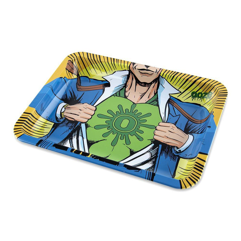 Ooze Rolling Tray - Captain O