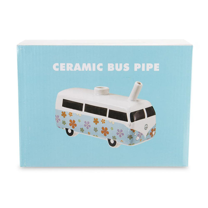 Retro Vintage Bus Pipe