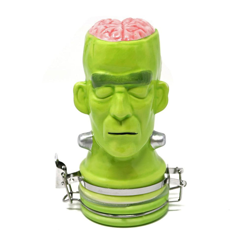 Contained Art - Porcelain Jar - Frankenstein - 250mL