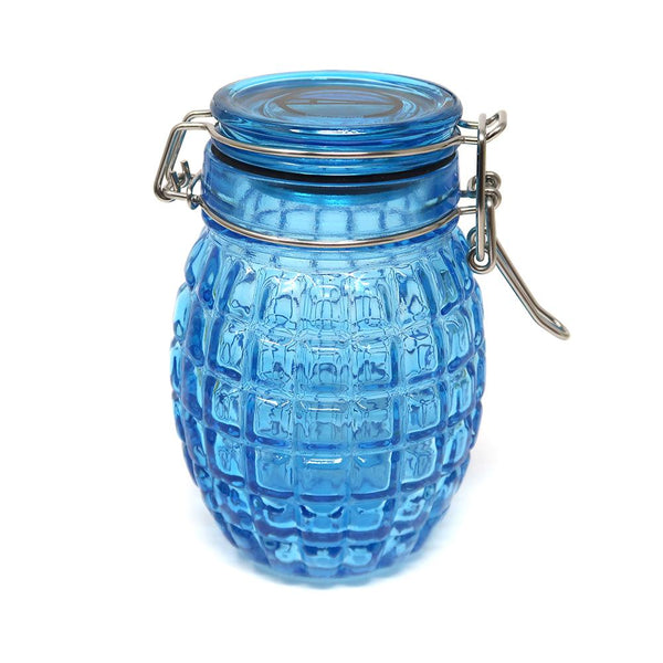 Contained Art - Glass Jar - Grenade - 250mL