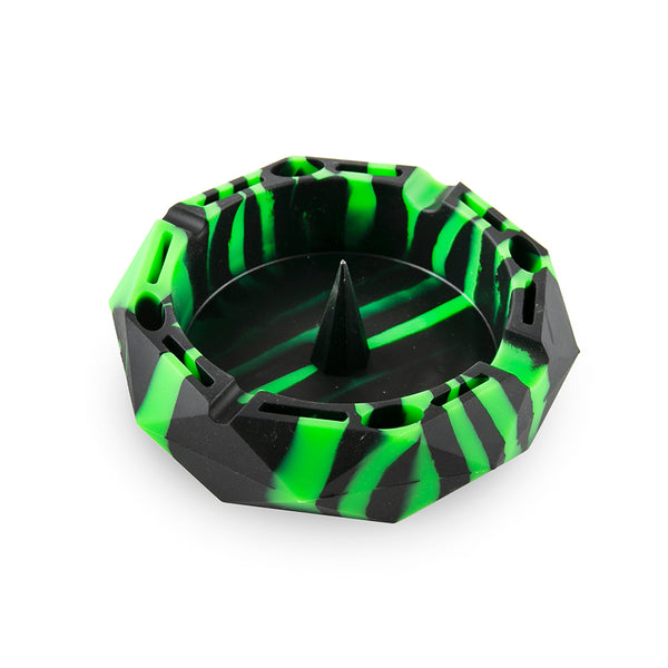 Diamond Silicone Ashtray
