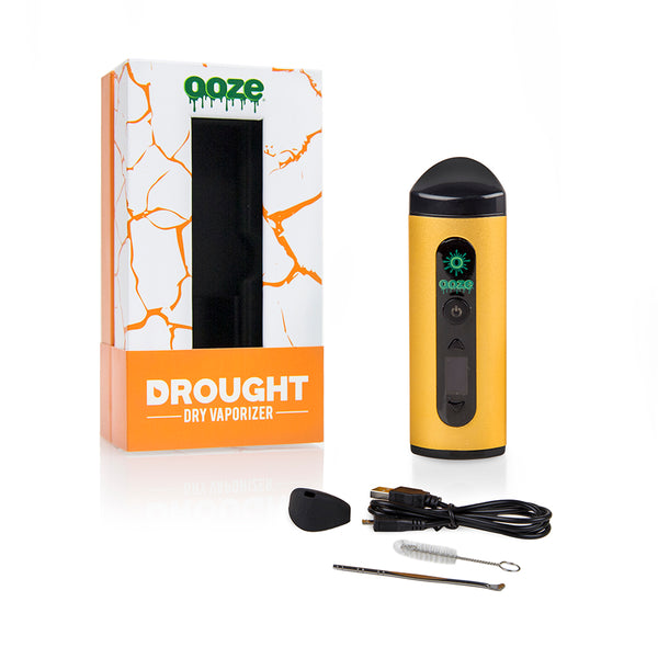 Drought Dry Herb Vaporizer Kit - GOLD