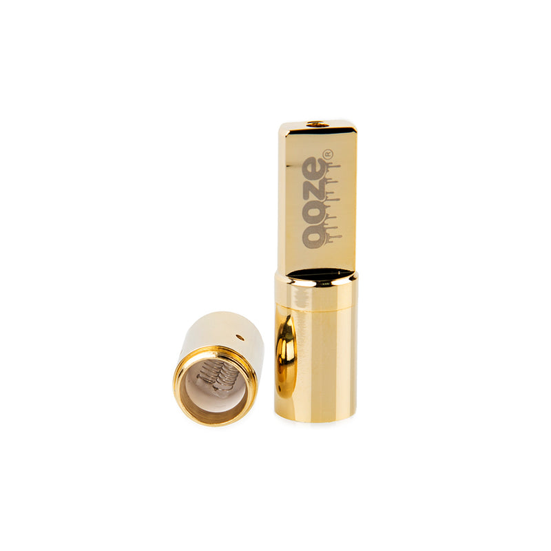 Wax Atomizer - Duplex - Gold