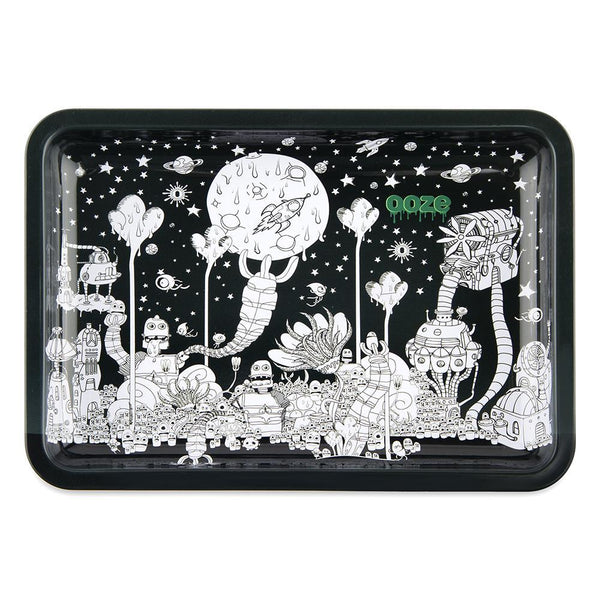 Ooze Rolling Tray - Dystopia Small