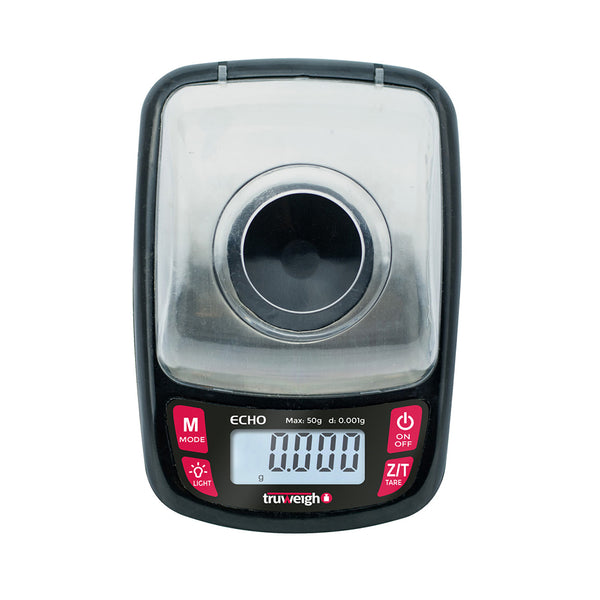 Truweigh Echo Milligram Scale - 50g x 0.001g