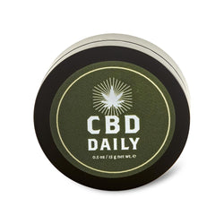 Earthly Body - CBD Daily Intensive Cream - Triple Strength - 0.5oz
