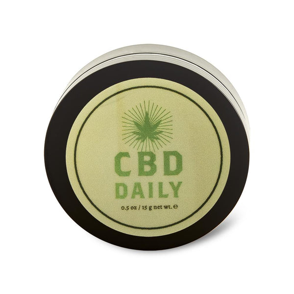 Earthly Body - CBD Daily Intensive Cream - Original Strength - 0.5oz