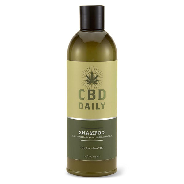 Earthly Body - CBD Daily Shampoo - 16oz