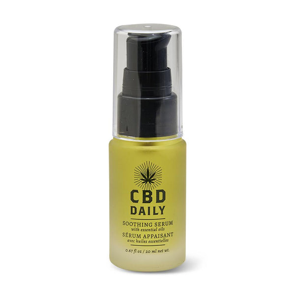Earthly Body - CBD Daily Soothing Serum - Original Strength - 0.67oz