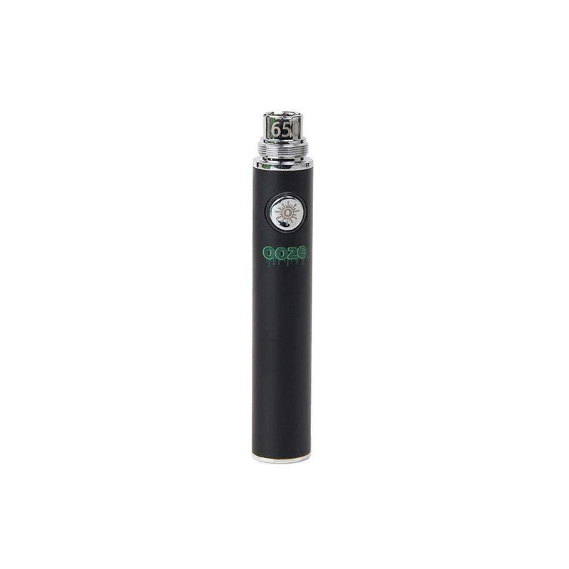 Ooze Fusion Vaporizer Battery - Black Batteries